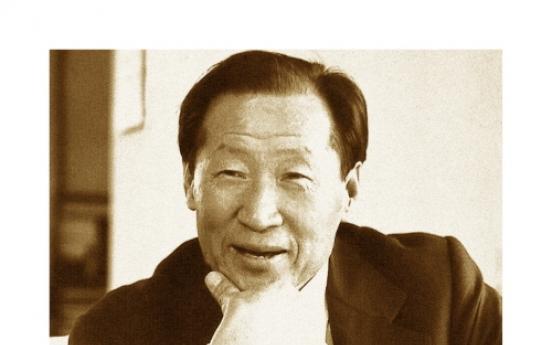 Hyundai firms mark founder's memorial