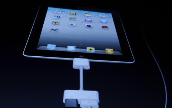 With iPad 2, Apple one-ups itself