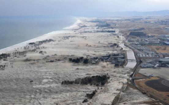 40 killed in major tsunami after 8.9 Japan quake