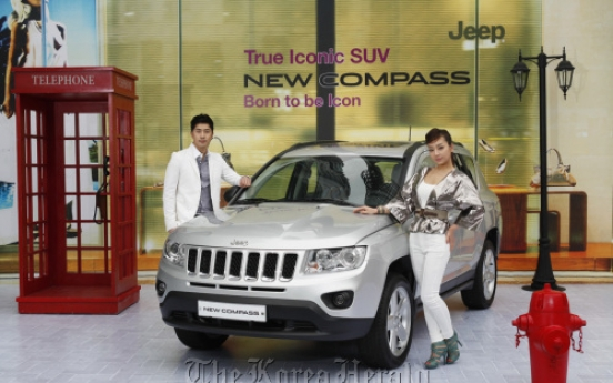 New Jeep Compass hits local market