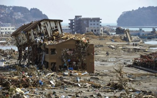 Supportive messages flood Web after Japan earthquake