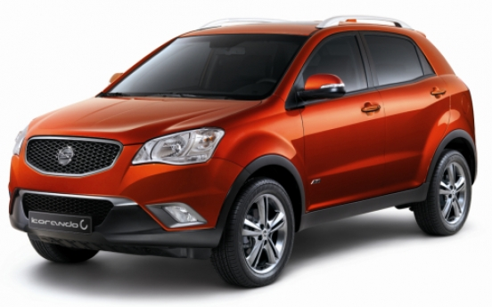Free Ssangyong checkup to mark Korando C