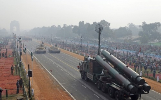 India world's biggest arms importer 2006-10: think tank