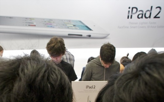 iPad 2 sales may have reached 500,000: analyst