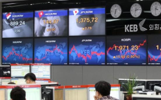Korean economy little affected by Japanese quake