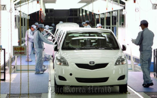 Toyota output may fall by 40,000 cars on power shortage