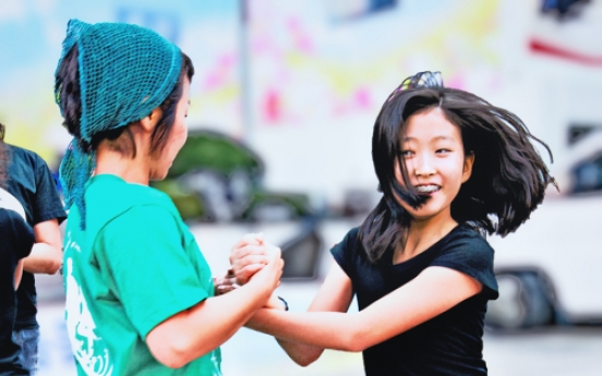Shamrocks and shenanigans in Seoul
