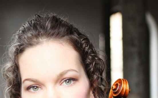 Hilary Hahn, ECO to perform in Seoul