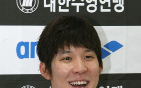 Park Tae-hwan likely to face Phelps in June
