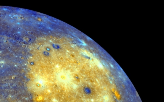 NASA spacecraft now circling Mercury _ a first