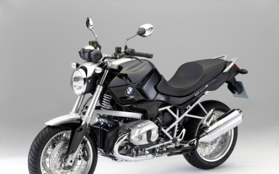 New BMW R1200R hits local market