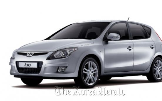 Hyundai adds diesel engine to i30 lineup