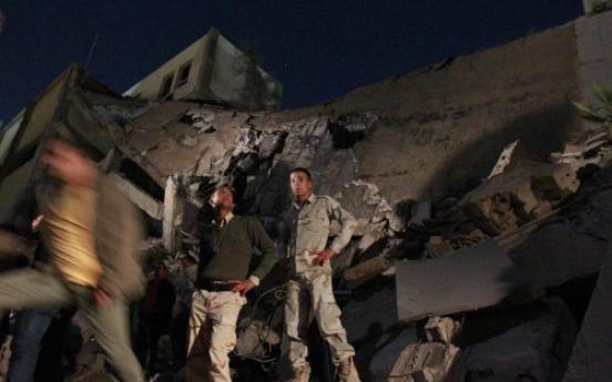 Libya declares new ceasefire amid fresh Western attacks