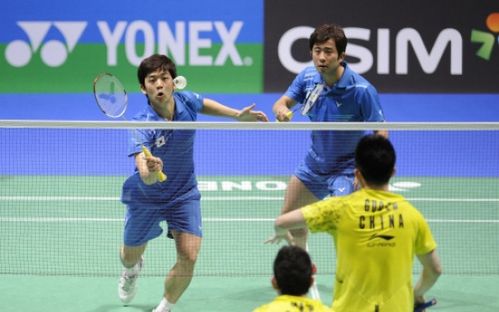 Lee Yong-dae lands new partner