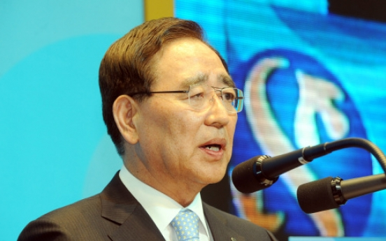Shinhan Financial head vows to repair image
