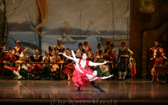 Don Quixote: ballet to make you laugh