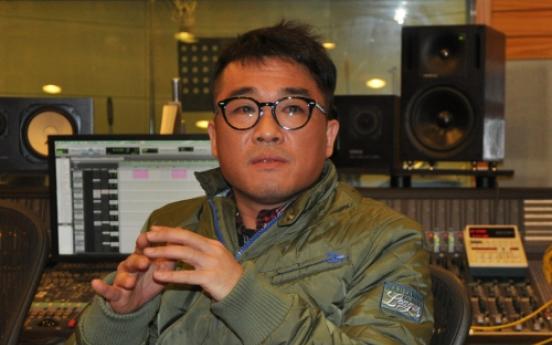 Singer Kim Gun-mo quits 'I am a Singer'