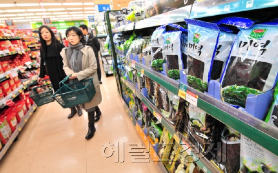 Korean food firms flooded with orders from Japan