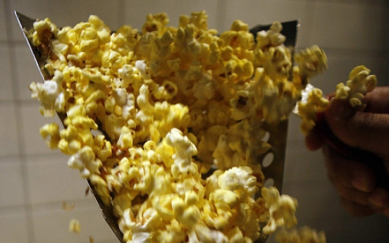 What's in popcorn? Cinemas don't want to say