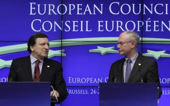Portugal woes steal show at EU summit