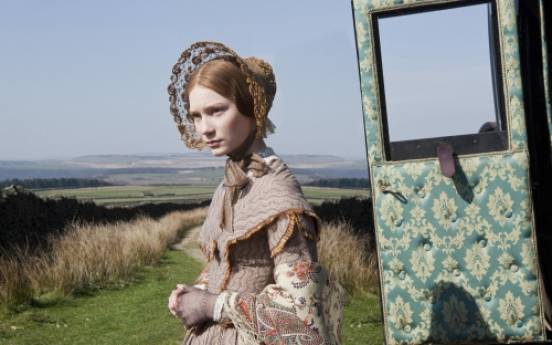 'Jane Eyre' role a dream come true for Wasikowska