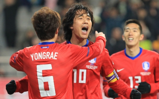 Korea shines without Park