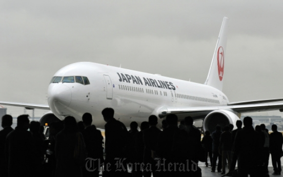 Japan Airlines focuses on tie-ups as it exits court protection