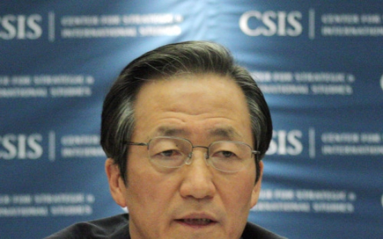 Seoul not opposed to N.K. food aid: GNP's Chung