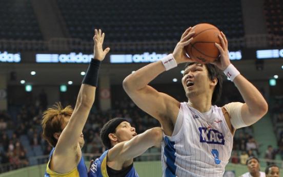 KCC, Dongbu advance ...to KBL semifinals