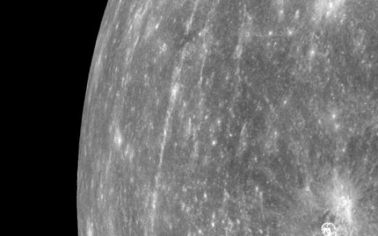 NASA probe on mission to unlock Mercury's secrets