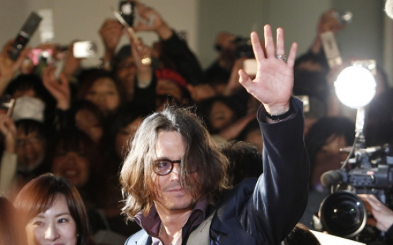 Fifth 'Pirates' adventure being plotted for Depp