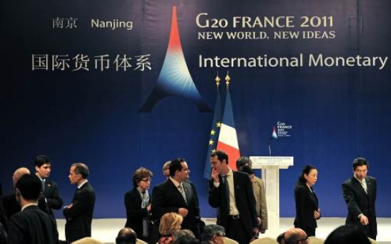 G20 highlights conflicts over currency