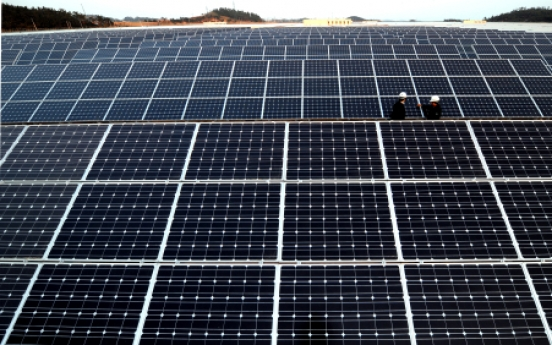 Oil prices, nuclear fears to boost solar energy