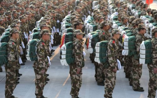 China's military to seek more foreign exchanges