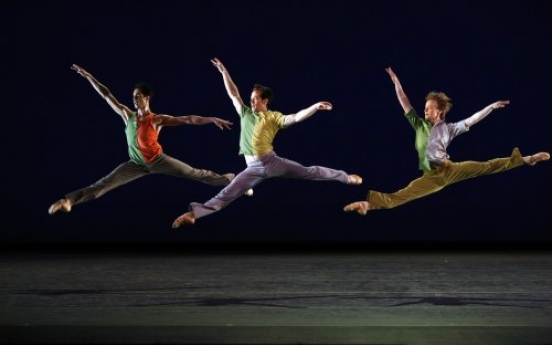American Ballet returns to Moscow after 45 yrs