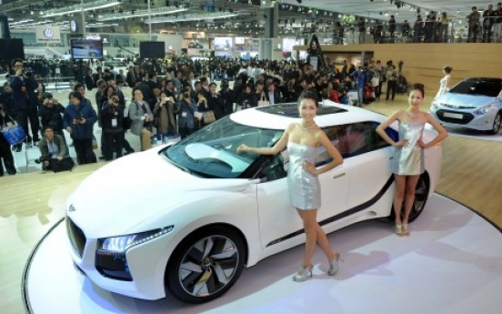Seoul Motor Show attests to industry recovery