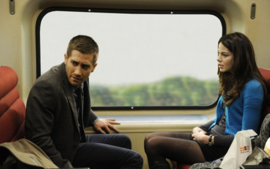 Jake Gyllenhaal was attracted to explosive 'Source Code'