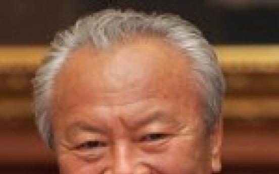 Ex-BOK Gov. Park gives W500m to school