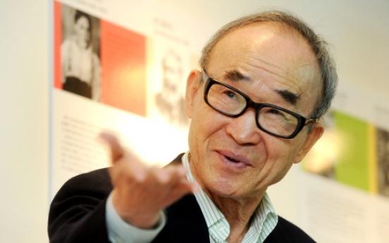 Poet Ko Un shares his attachment to Czech culture
