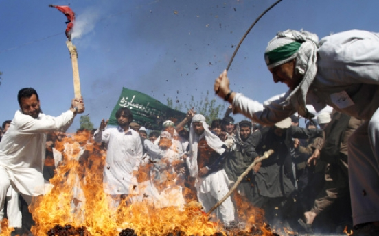 Quran protests spread to Afghan east