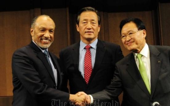 Bin Hammam appeals for Asian support