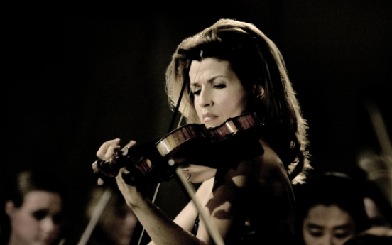 Anne-Sophie Mutter to stage 'diversity'