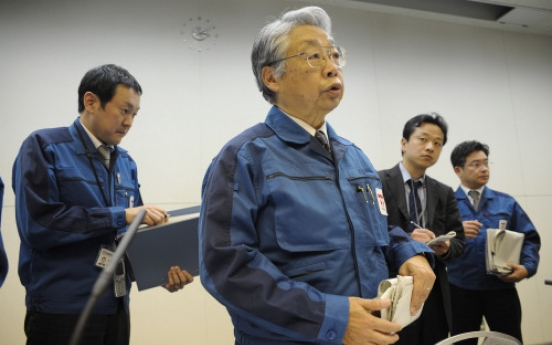 Japan stops highly radioactive leak into Pacific