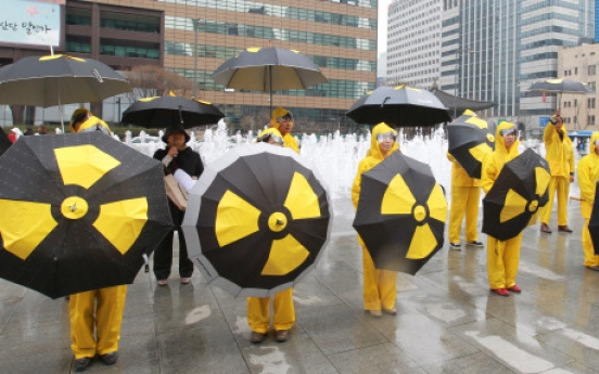 No possibility of radioactive rain: officials