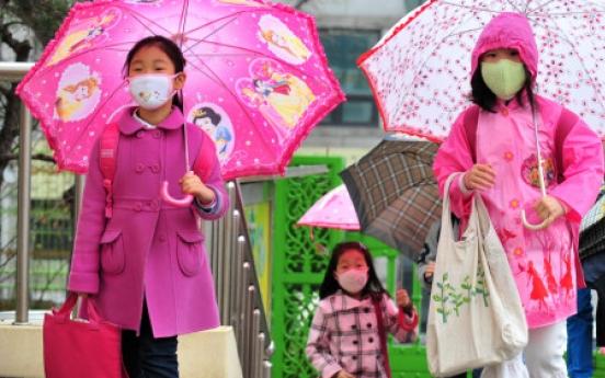 Trace amount of radiation found in Jeju Island rainwater