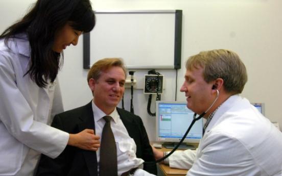 Severance hospital treats patients with skill, experience