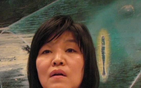 Korean novel gets world's attention