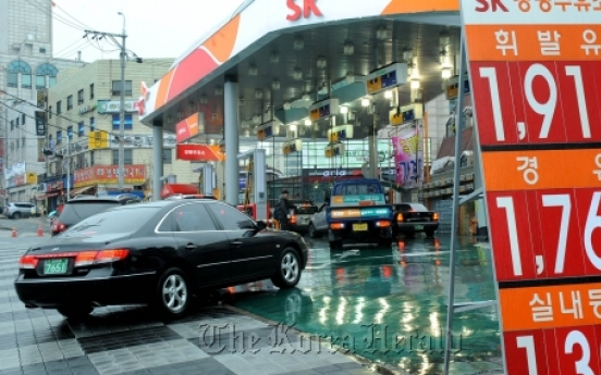 [News focus] Seoul faced with calls to slash oil taxes