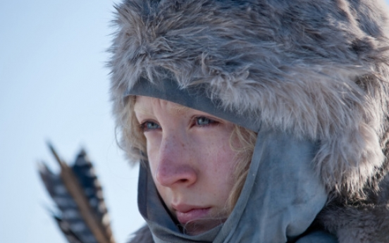 Saoirse Ronan shoots for something different in 'Hanna'