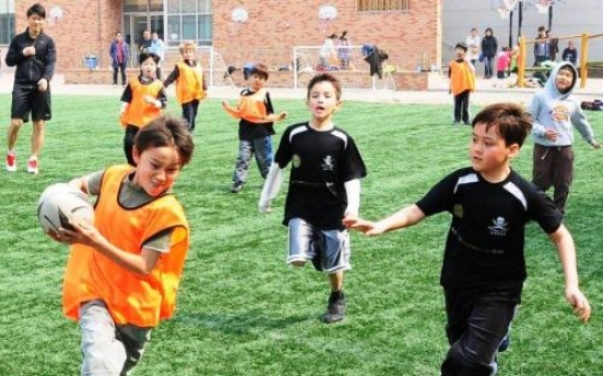 Kid's rugby club enters its 7th year